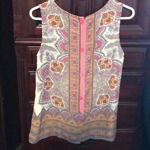 Cynthia Rowley Tops - Cynthia Rowley sleeveless blouse